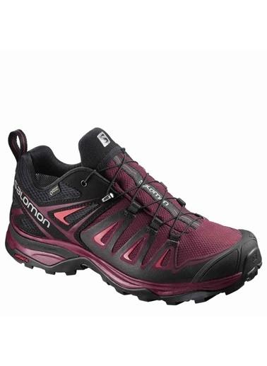 Salomon Outdoor Ayakkabı Bordo